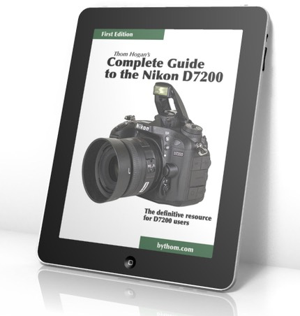 D7200 book on ipad